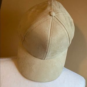 Love Your Melon Suede Baseball Hat